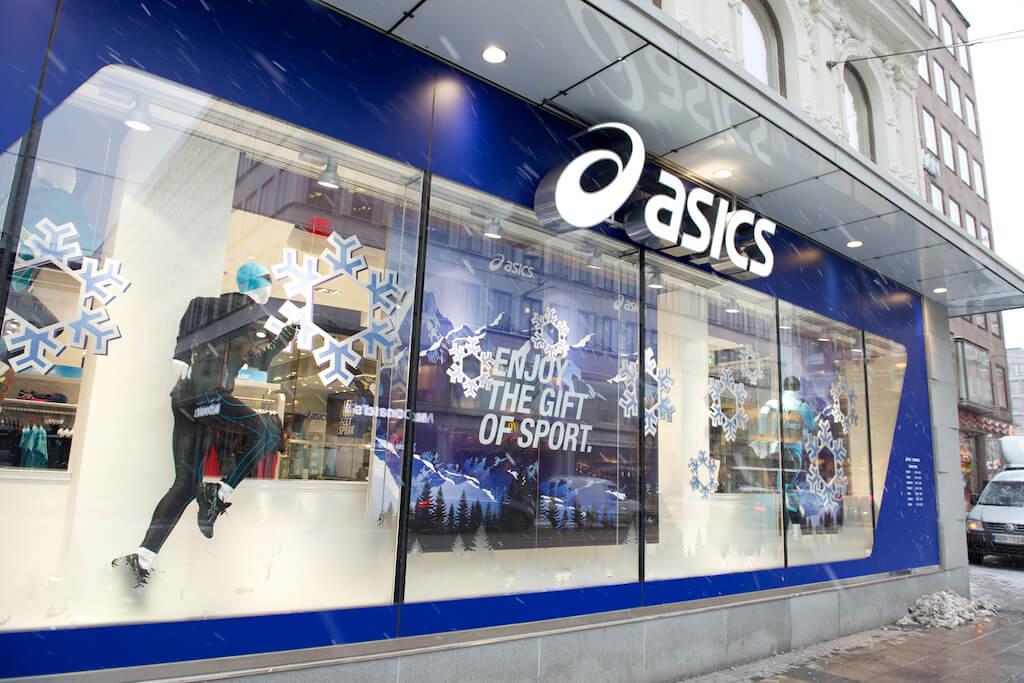 ASICS Flagship Store Estocolmo