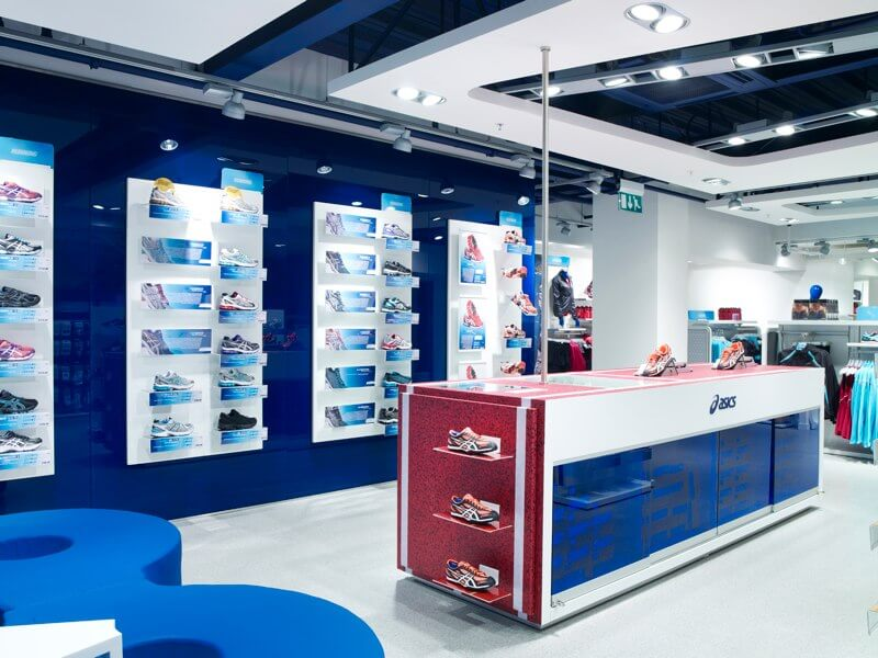 ASICS Flagship Store London